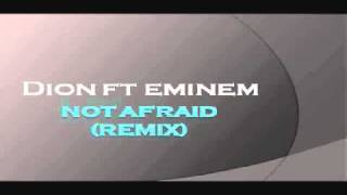 Dion Ft Eminem Not Afraid Remix Wmv
