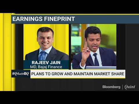 Q4 With BQ: Bajaj Finance Profit Rises 61%