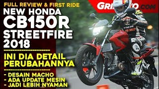 New Honda CB150R StreetFire | First Ride Review | GridOto