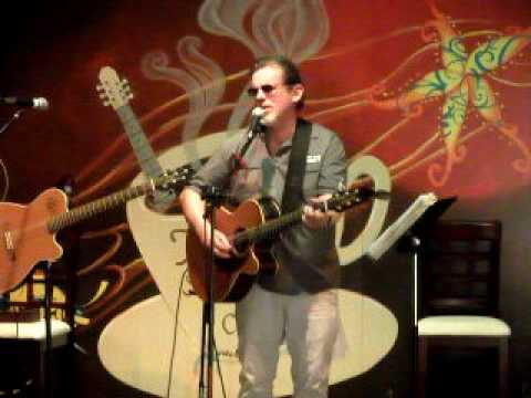 "John R. Butler  ""Gulf Coast of Florida""  Featured performer at Nita's Sweet Bean Cafe"