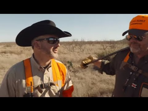Chasin' Quail in West Texas From Rolling Plains Quail Research Center - 1614