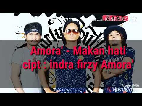 AMORA Band - Makan Hati (official music channel)