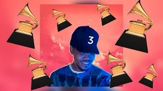 Chance The Rapper Makes History With 7 Grammy Nominations