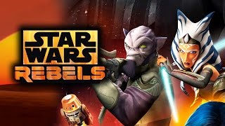 Star Wars Rebels News: New Season 2 Trailer! Will Starkiller Be Canon? Ahsoka