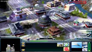 C&C Generals BLDN mod : Challenge Townes Vs Leang 1/2 [HD]
