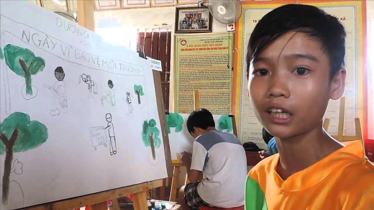 Cuộc thi vẽ tranh dành cho trẻ em
