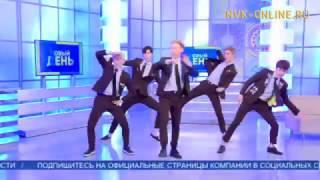 """Корейская поп-группа """"Double eight"""" сегодня выступит с концертом в Якутске!"""