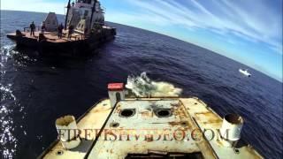Ocean Wind Tug - New Artificial Reef - Pensacola - Florida