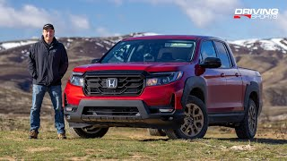 2021 Honda Ridgeline Sport AWD Off-Road and Snow Review
