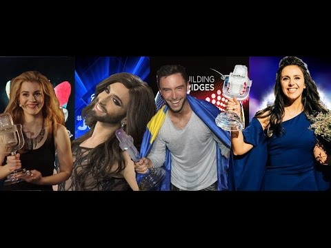 Eurovision Song Contest (2013-2016) - Best song of each country