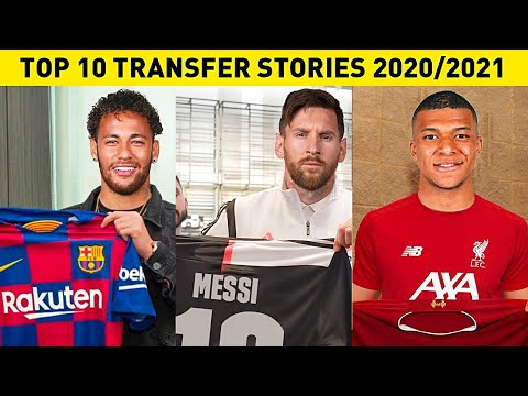ALL CONFIRMED SUMMER TRANSFERS 2020/21 THAT WILL HAPPEN😲🔥 | W/ MESSI NEYMAR & MBAPPÉ TO LIVERPOOL