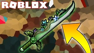 COME CRAFT IL NUOVO MYTHIC KNIFE! Il coltello elementale terrestre! (Roblox Assassin)