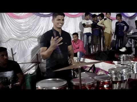 Ekvira Aai Tu Dongaravali Ft Swapnil Beats Nagothane (Aagri Koli Songs On Benjo)
