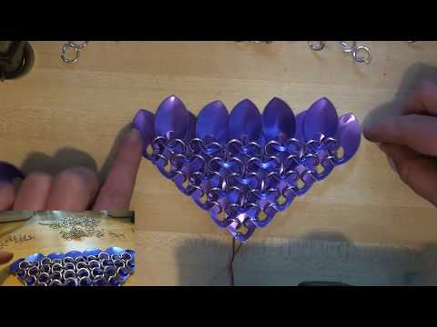 How to Weave Scalemaille