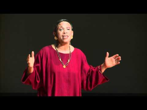 TEDxSantaCruz: Rev. Deborah Johnson - It's Time To Evolve How We Resolve