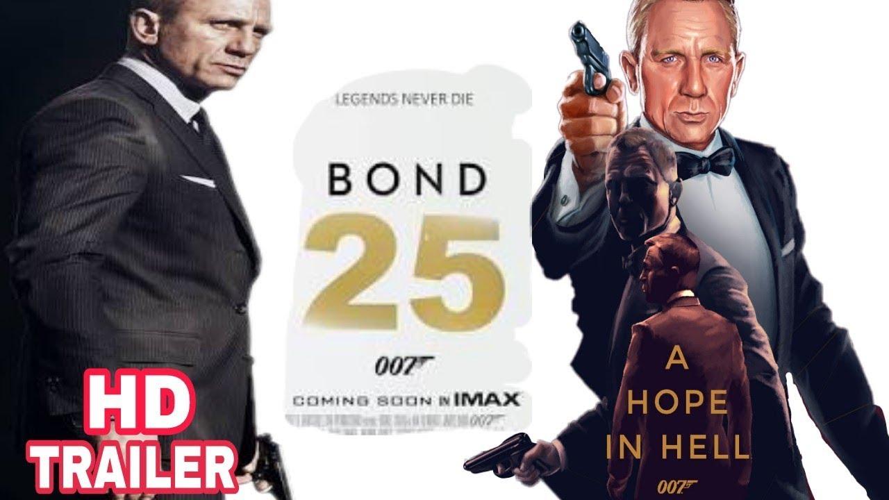 Bond 25 - the 2019 film 26