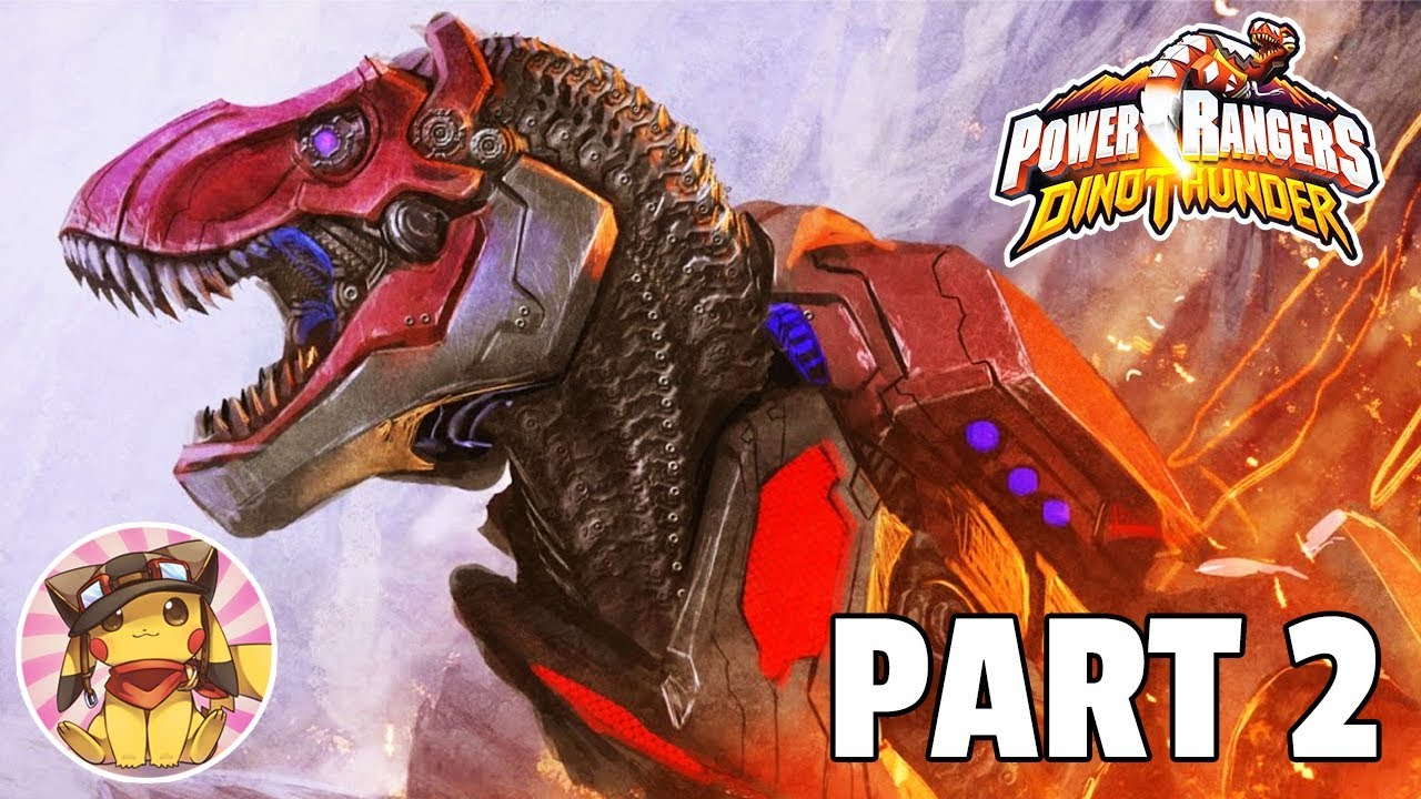 Power Rangers Dino Thunder Part 2 Gameplay Walkthrough 1080p No Commentary Youtube