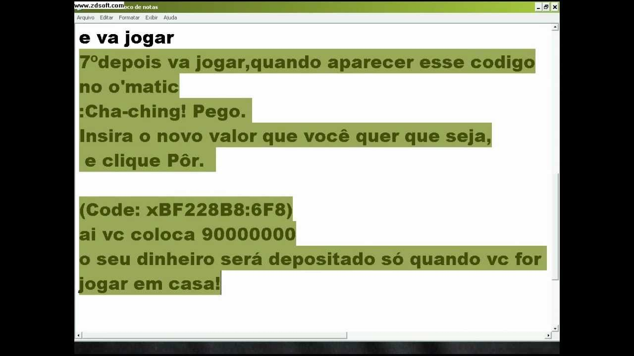 omatic do brasfoot 2012