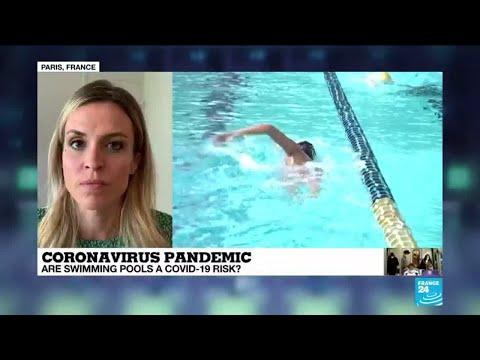 Are swimming pools a Covid-19 risk?