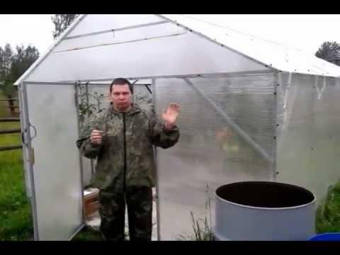 видео: Введение. Как построить теплицу