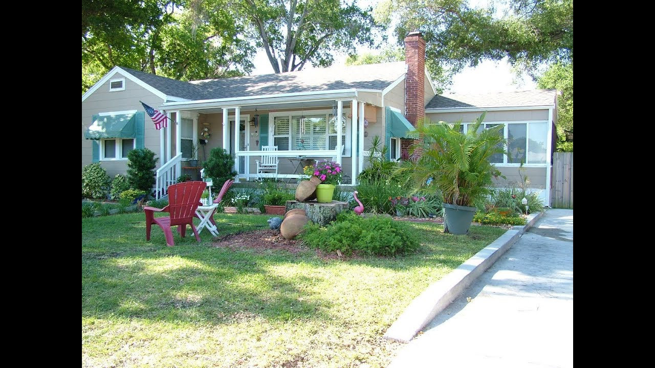Clearwater Florida Bungalow Sfh For