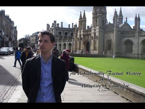 An Unfathomably Factual History of the University of Cambridge