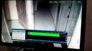 Smart thief in Hostel Women - Women Thief catch on hidden cam