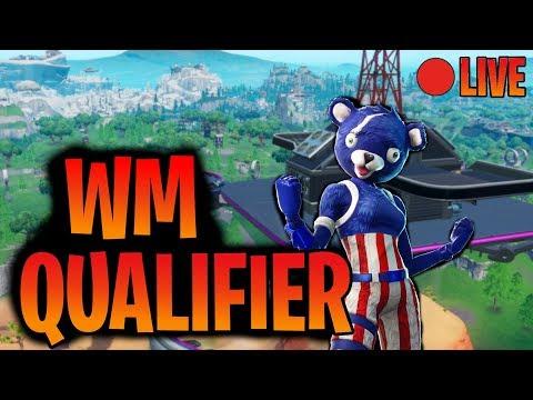 Fortnite WM Qualifikation Live | Road To 500