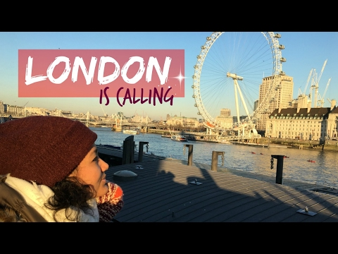 TRIP TO LONDON | EastJet, Hotel & Firt Impressions