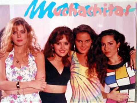 Lorena Tassinari - Muchachitas (1992).wmv