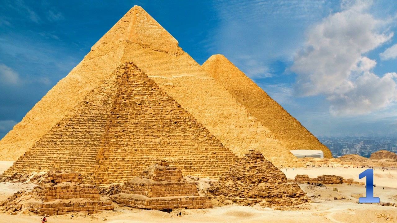 top 10 interesting facts about the pyramids of egypt youtube