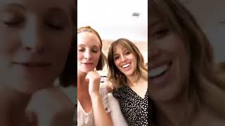 Candice King and Kayla Ewell's Instagram Live [3.25.19]