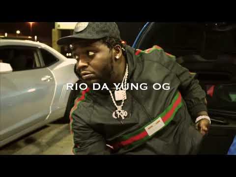 "[FREE] Rio Da Yung OG x Babyface Ray x Detroit Type Beat ~ ""Solitude"""