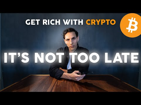 You Can Still Get Rich With Cryptocurrency Without Investing A Lot! Here's Why...