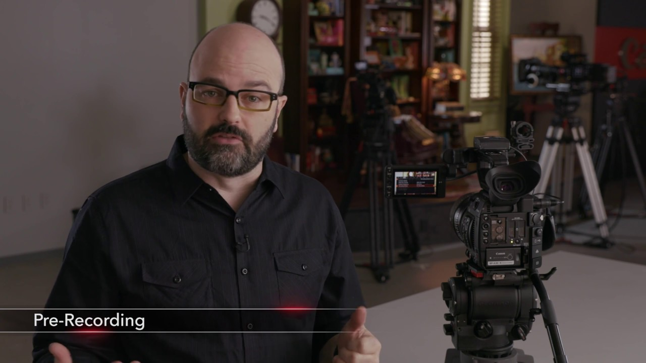 Learn How to Shoot with the Canon C200 and Cinema RAW Light