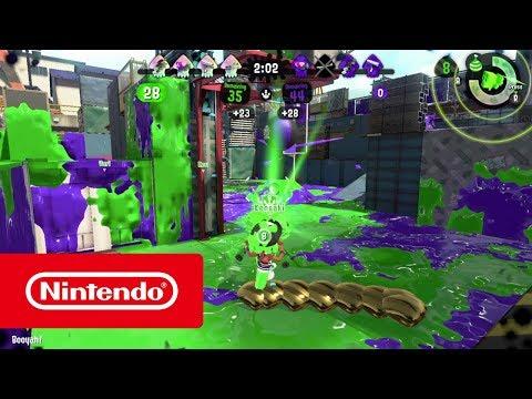 Splatoon 2 - Imágenes del Asalto almeja (Nintendo Switch)