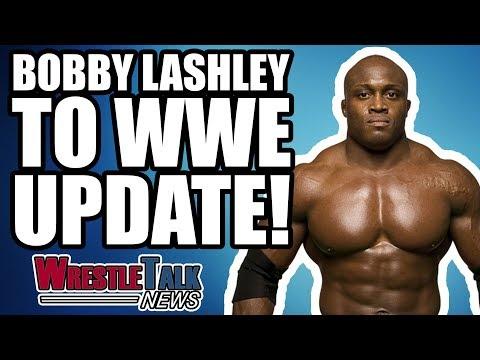 TNA Star To WWE CONFIRMED! Bobby Lashley To WWE UPDATE! | WrestleTalk News Jan. 2018