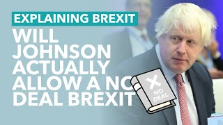 Does Boris Johnson Really Want No Deal? - Brexit Explained