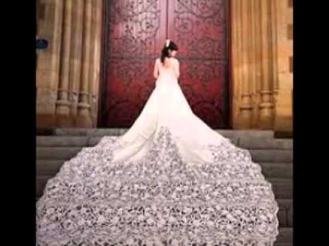 O Frumusete De Rochii De Mireasa Youtube