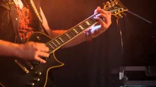"""Aura Noir - """"Fight till Death"""" (live Hellfest 2013)"""