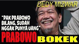 Drama Prahara Mahar Prabowo Berlanjut Ketika Deddy Mizwar Curhat tentang Prabowo yang Sedang 'Bokek'