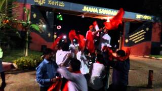 Ram Navami Dance by VTU PG Students of Belgaum