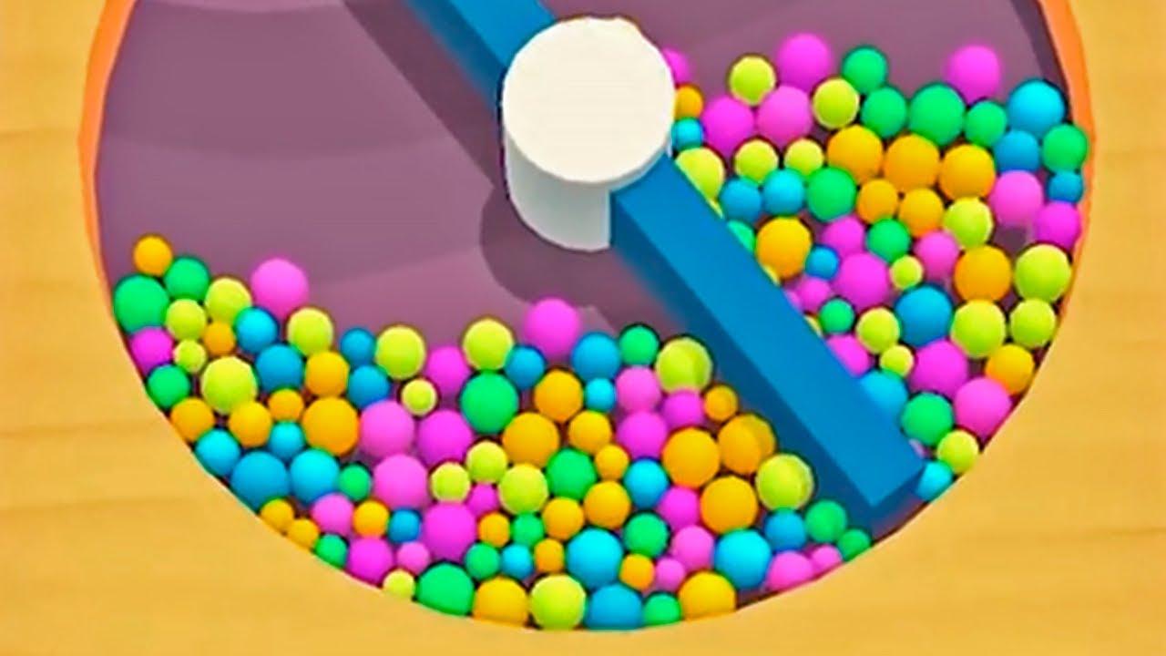 Sand Balls - All Levels