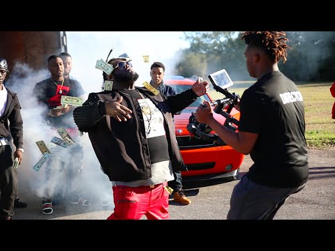 Zay Bandz Ft. Big Bone - Drug Money Official Music Video (Directed By: Giant Productions)