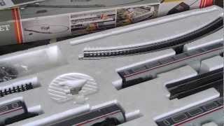 Hornby R543 APT Advanced Passenger Tilting Train Set Review BR Intercity