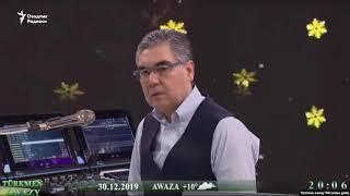 Туркман президенти дискотека уюштириб, дижейлик қилди