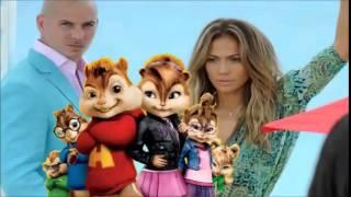 chipmunk song Jennifer Lopez Live It Up ft Pitbull