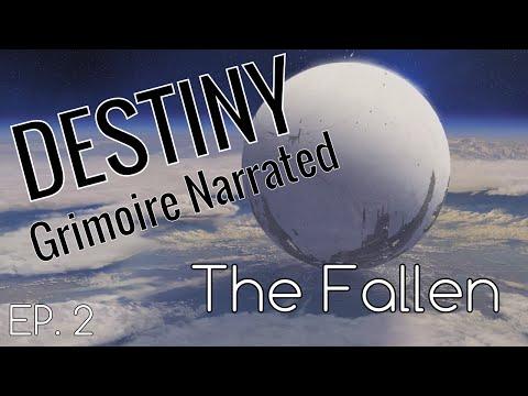 Destiny Grimoire Narrated | Fallen