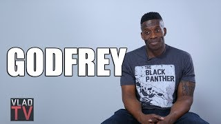 "Godfrey on Black Superheroes Never Having ""Real"" Superpowers (Part 2)"