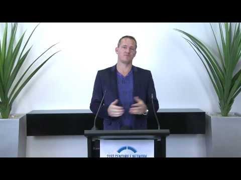 Jamie McIntyre   21st Century E Network Press Conference